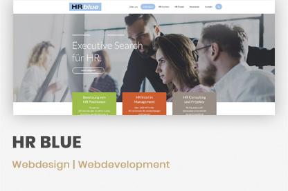 HR Blue