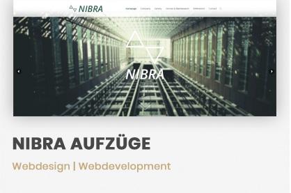 Nibra Aufzüge